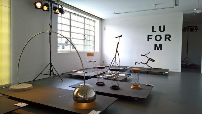 Design Aachen ludwig forum aachen present luform the design department smow