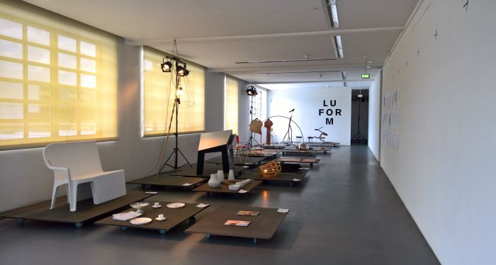 LuForm @ Ludwig Forum Aachen