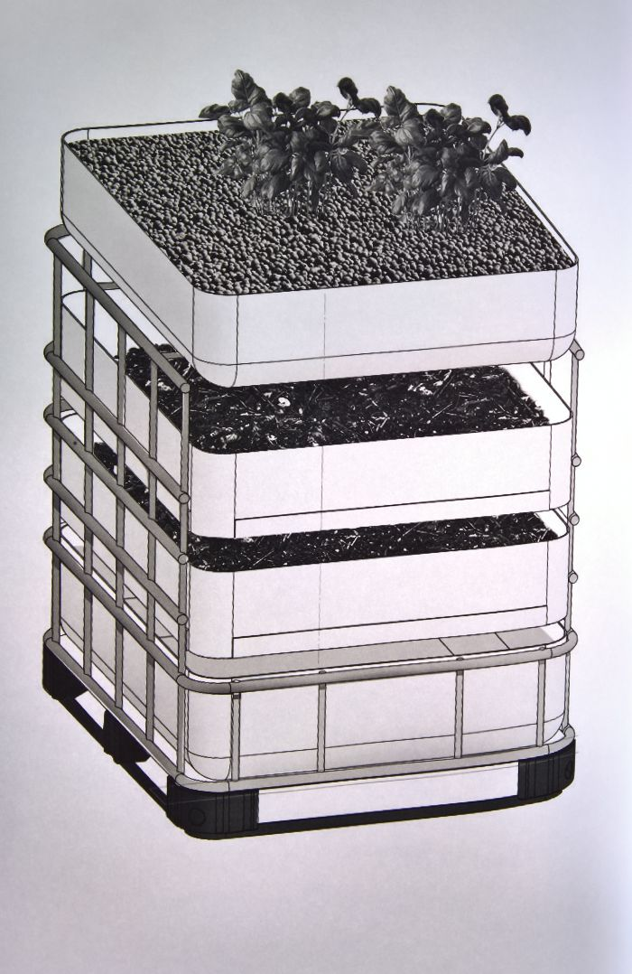 .... and a depiction of the IBC Container system....
