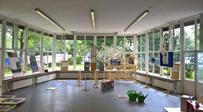 The Universität der Künste Berlin Pavillon