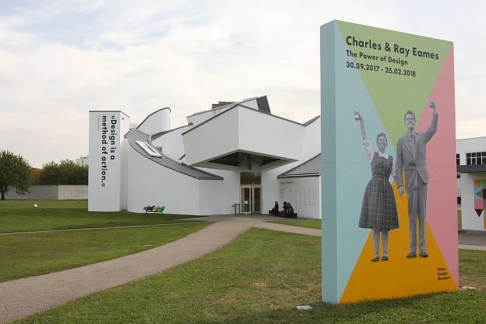 Charles & Ray Eames. The Power of Design, Vitra Design Museum