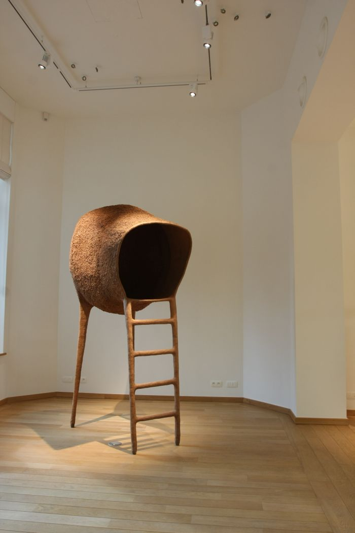 A member of the Tree Chair Family, as seen at Living Organisms, the Horta Museum Brussels