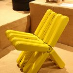Starfish Chair by Wang Shumao, as seen at Pure Gold. Upcycled! Upgraded!, Museum für Kunst Gewerbe Hamburg