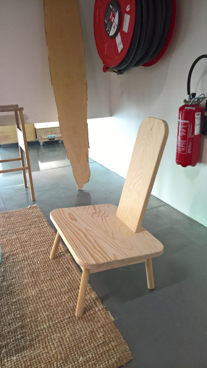 Mali à pied by woodmade, as seen at now! le Off!, Paris Design Week 2017