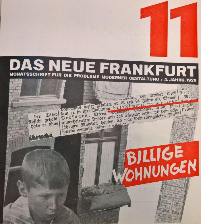 Das Neue Frankfurt 11 1929