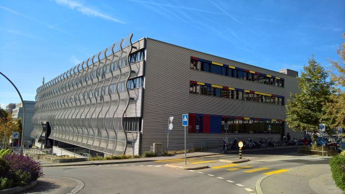 Ecole Cantonale d'art de Lausanne ECAL