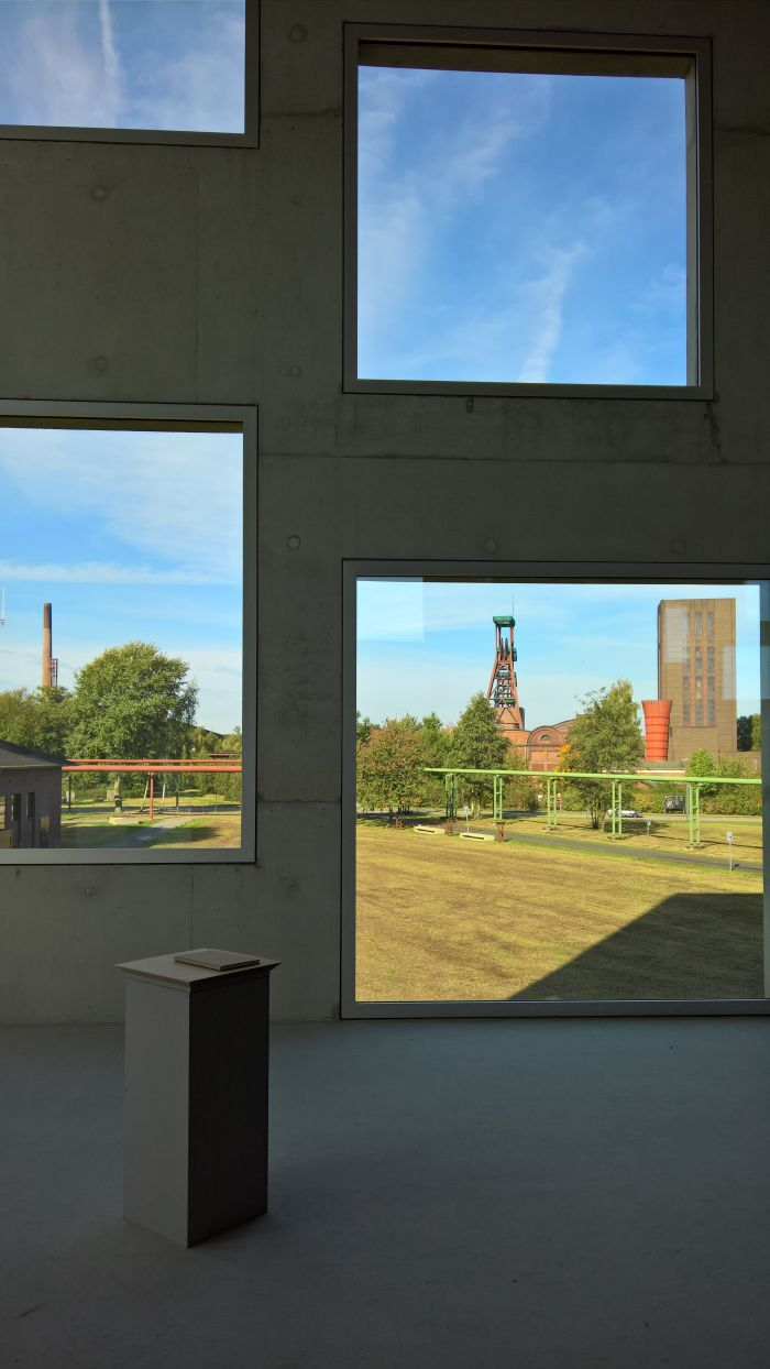 SANAA Building, Zeche Zollverein Essen