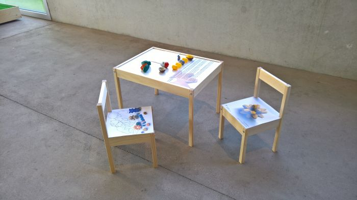 Kinder Ü-Kristalle by Sergej Nejman, Finale 2017, Folkwang Universität der Künste, Essen