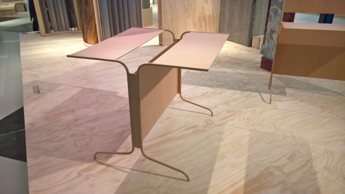 Linear Wood by Christian Heikoop, as seen at Dutch Design Week 2017