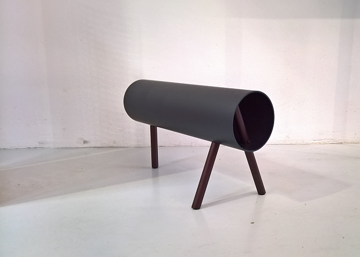 Tunnel Bench by OS ∆ OOS, as seen at Dutch Design Week Eindhoven 2017
