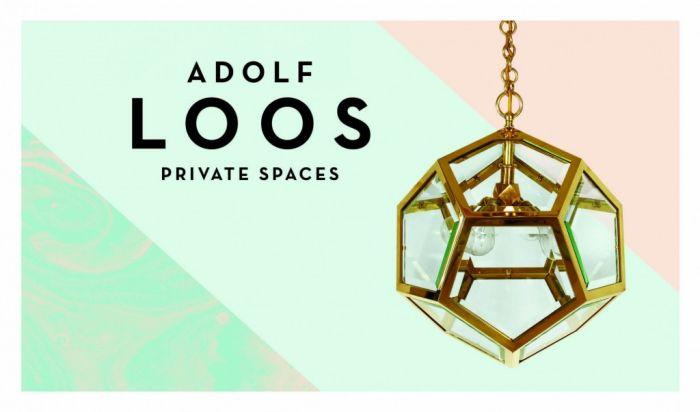Adolf Loos – Private Spaces at Museu del Disseny de Barcelona