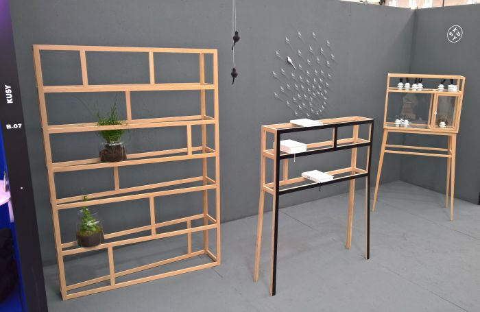 Kusy, as seen at Designblok Prague 2017