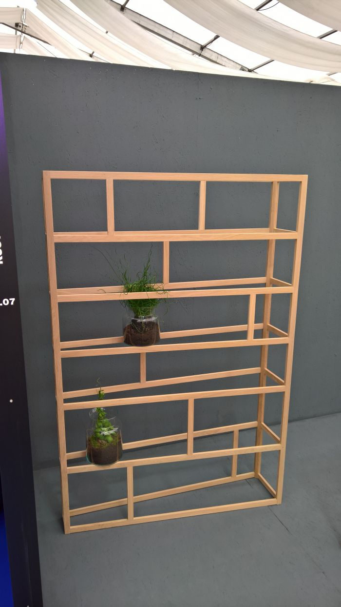Bez polic by Kusy, as seen at Designblok Prague 2017