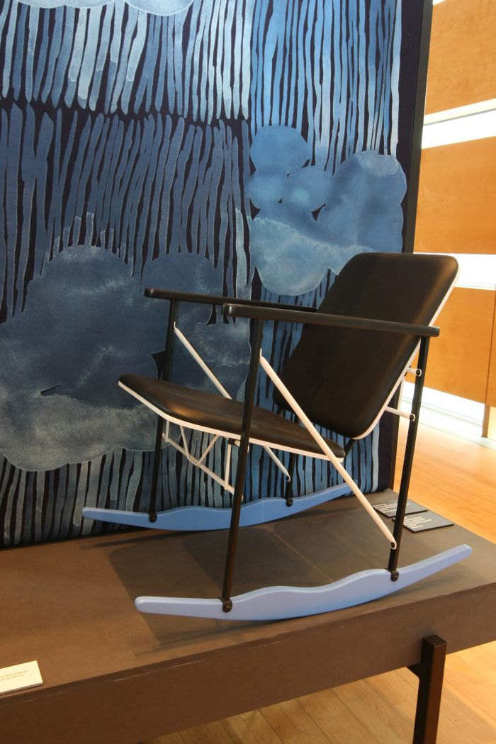 A-509 Chair by Yrjö Kukkapuro, as seen at Echoes - 100 Years in Finnish Design and Architecture, Felleshus, The Nordic Embassies, Berlin