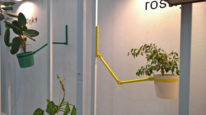 Rostly by Katerina Kucerová & Adriana Kovácová, as seen at Designblok Prague 2017