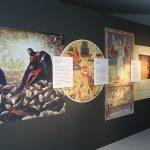 Depictions of the afterlife, as seen at Tod & Ritual - Kulturen von Abschied und Erinnerung, Staatliches Museum für Archäologie Chemnitz
