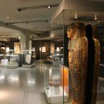 An Egyptian Mummy.....