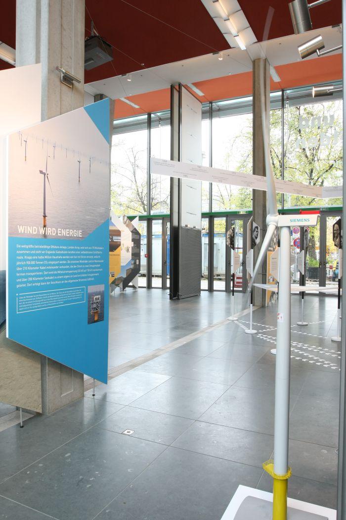 Visionäre und Alltagshelden. Ingenieure – Bauen – Zukunft @ the Oskar von Miller Forum Munich