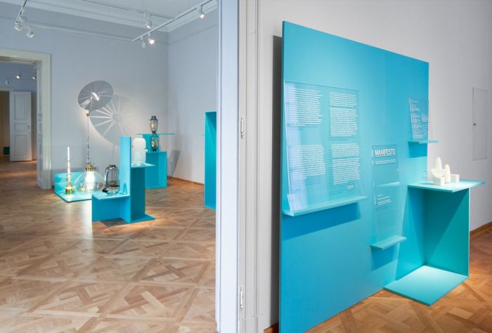 Manifesto, The Studio of Glass at UMPRUM by Okolo @ the Kunstgewerbemuseum Dresden (Photo courtesy Okolo)