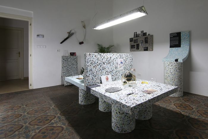 Studio Swine: Sea, Land and Space @ OKOLO/PP Gallery Prague (Photo courtesy Okolo)