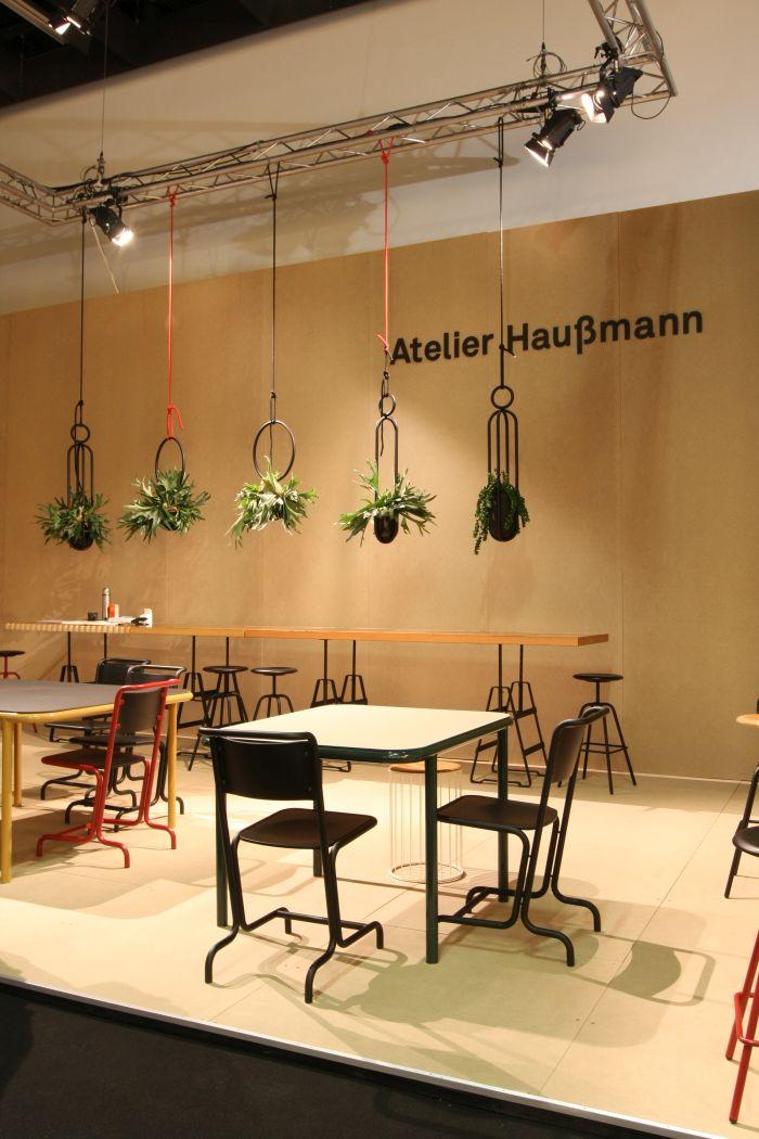Atelier Haußmann @ IMM Cologne 2018