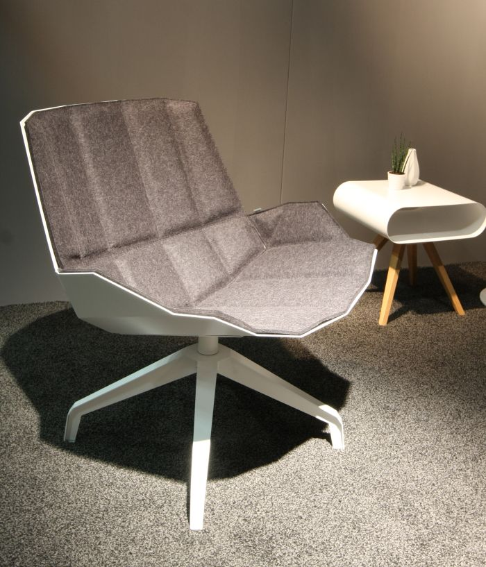 Martini Sessel by StudioFaubel for Müller Möbelfabrikation, as seen at IMM Cologne 2018