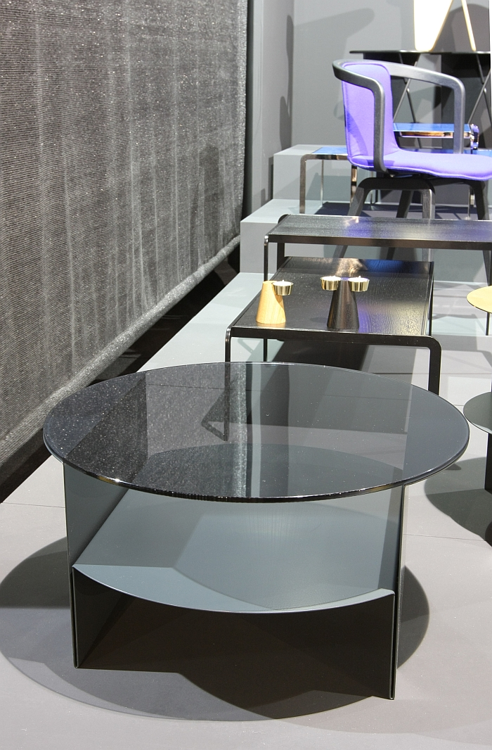 Passage Table by Andreas Kowalewski for caussa, as seen at IMM Cologne 2018