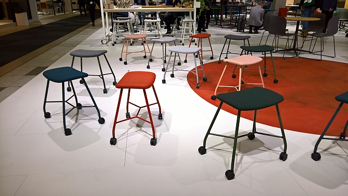 Motus by Marie Oscarsson for Materia, as seen at Stockholm Furniture and Light Fair 2018