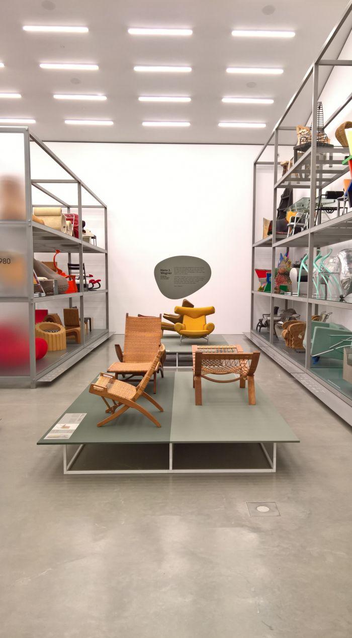 Hans J. Wegner: Designing Danish Modern, Vitra Design Museum Schaudepot