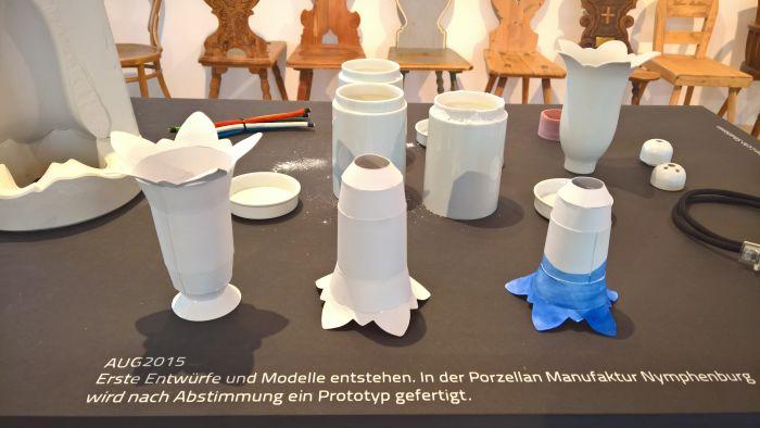 Gentiana Alba - Tradition und Design: models prototypes