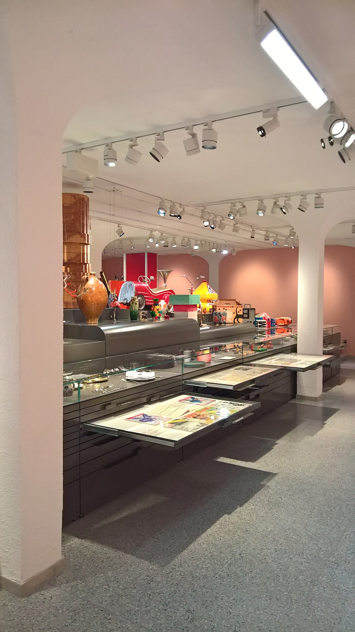Museum Fur Gestaltung Zurich Reopening And Oiphorie Atelier Oi
