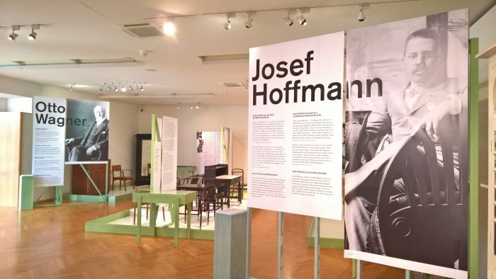 Wagner, Hoffmann, Loos and Viennese Modernist Furniture Design. Artists, Patrons, Producers