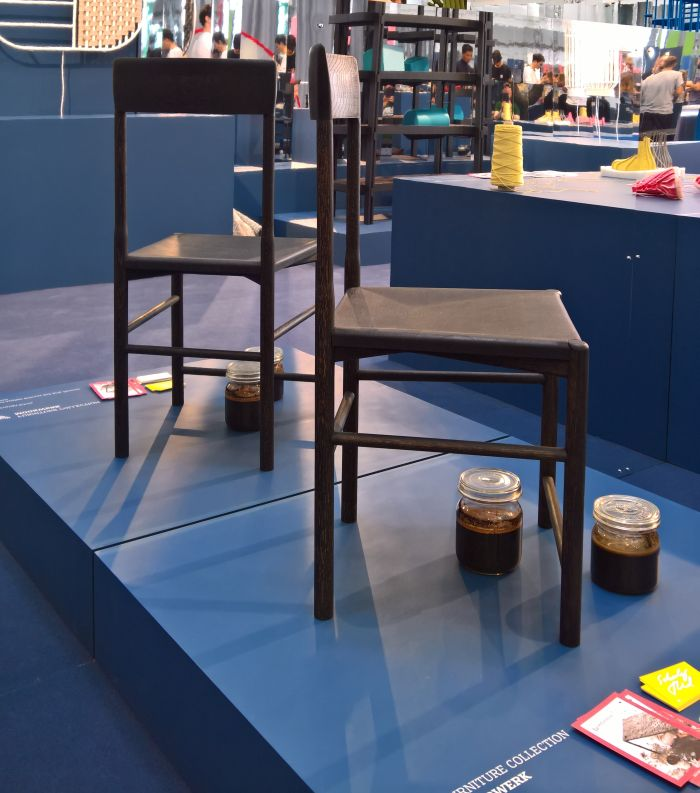 Moorwerk by Jan Christian Schulz, as seen at ein&zwanzig, Milan Design Week 2018