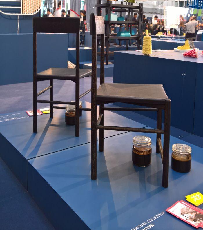 Moorwerk by Jan Christian Schulz, as seen at ein&zwanzig, Milan Design Week 2018