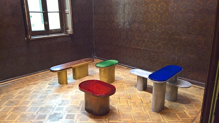 Works by Jeonghwa Seo, Milan Design Week 2018