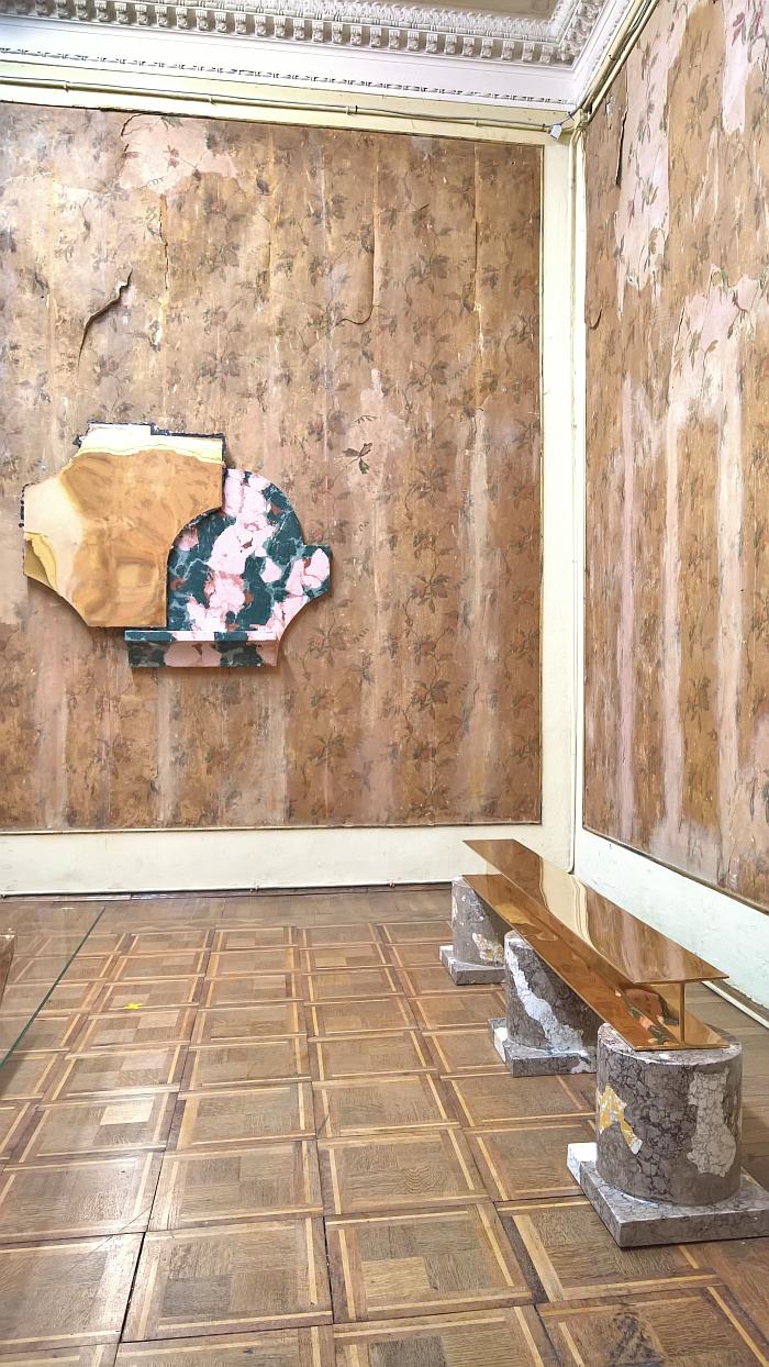 Ruins by Roberto Sironi, as seen at Unsighted, Milan Design Week 2018