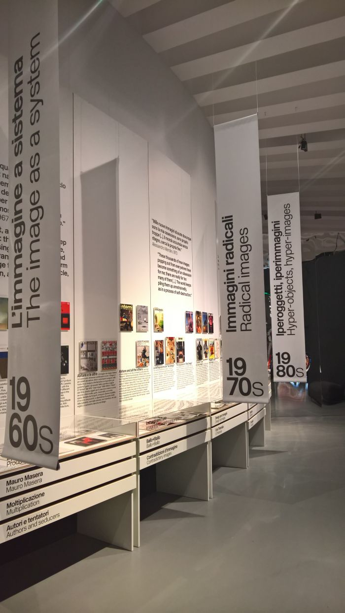 Exploring the role of the media in the development of 20th century Italian design @ Storie. Il Design Italiano, Triennale Design Museum, Milan