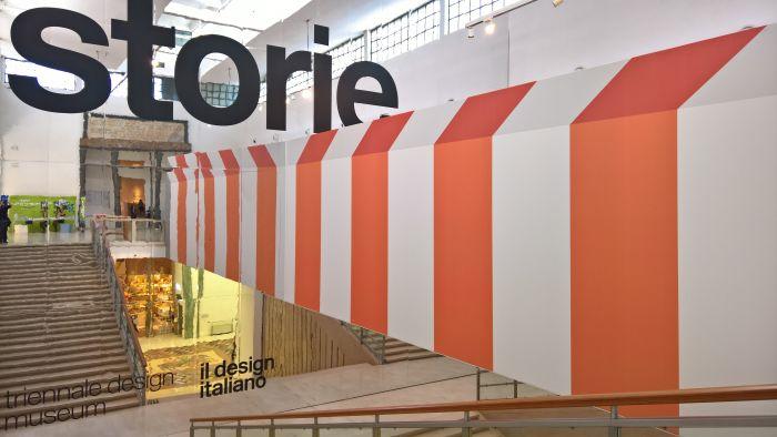 Storie. Il Design Italiano @ Triennale Design Museum, Milan