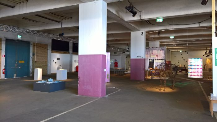 2018 HDK Gothenburg Degree Exhibition