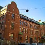 The HDK Gothenburg main building.