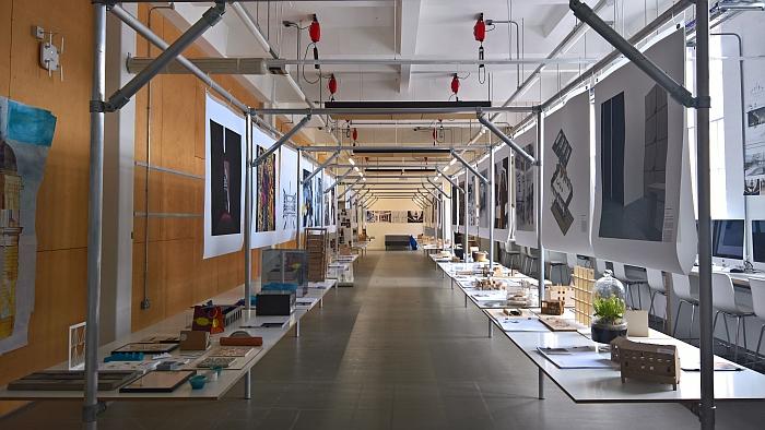 Interior Design Showcase @ Delivery, Creative Degree Show, Sheffield Institute of Arts