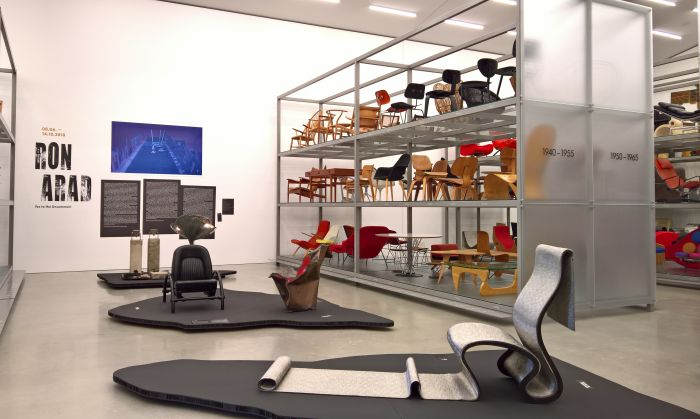 Design Depot | Ron Arad Yes To The Uncommon Im Vitra Design Museum Schaudepot