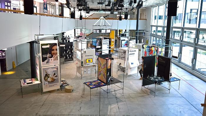 Trends & Identity Showcase @ Diplome 2018, Zürcher Hochschule der Künste, Zürich