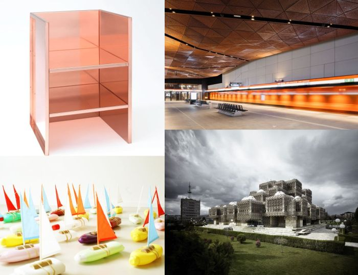 five new architecture and design exhibitions july 2018