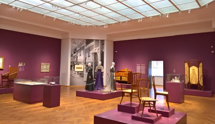 Art Nouveau in Nederland, The Gemeentemuseum Den Haag