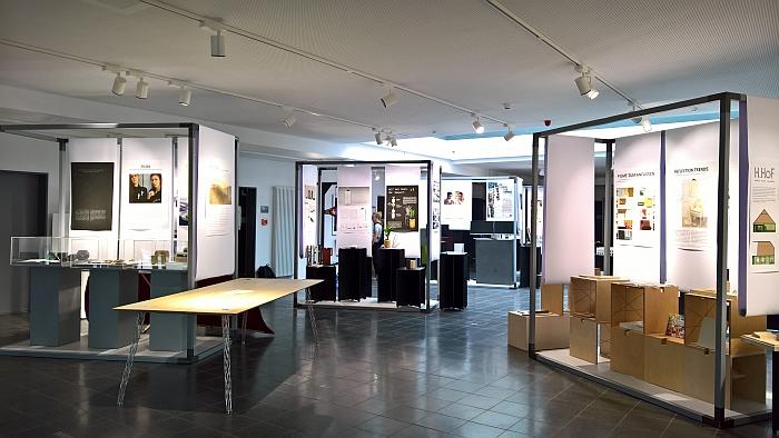 2018 Bachelor Graduation Exhibiton, Hochschule für angewandte Wissenschaft und Kunst, Hildesheim