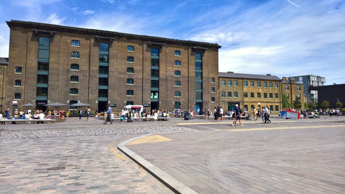 Central Saint Martins, London