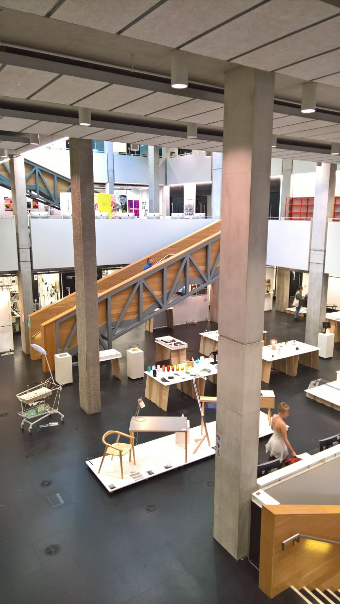 Presentation of the Three Dimensional Design graduation projects, as seen at Manchester School of Art Degree Show 2018