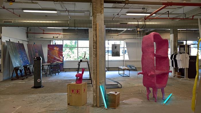 Exposure 2018, Hogeschool voor de Kunsten Utrecht