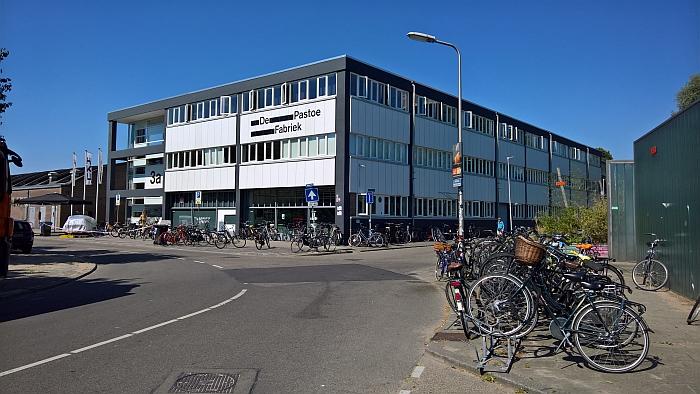 Hogeschool voor de Kunsten Utrecht, Design Department, Pastoe Fabriek